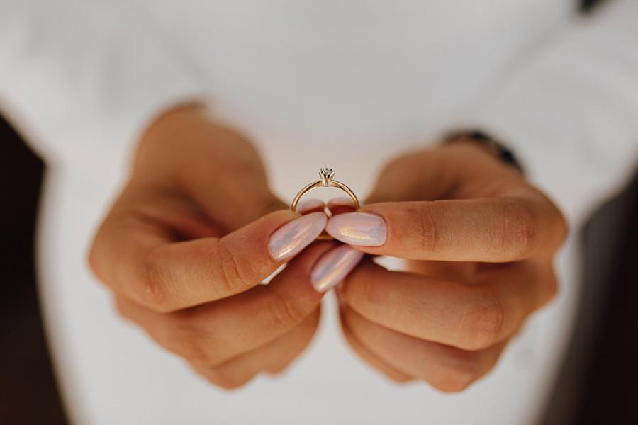 טבעות נישואין